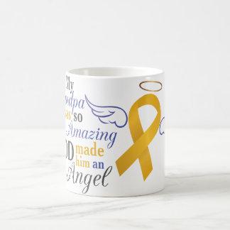 My Grandpa An Angel - Appendix Cancer Coffee Mug