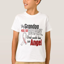 My Grandpa Is An Angel Lung Cancer T-Shirt