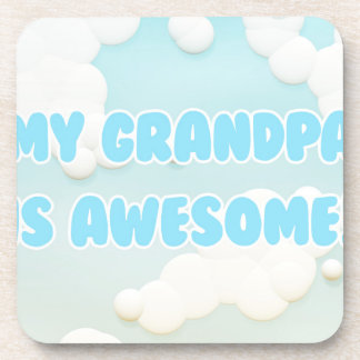 My Grandpa is Awesome Coaster