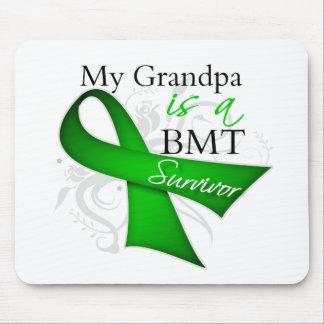 My Grandpa is Bone Marrow Transplant Survivor Mouse Pad