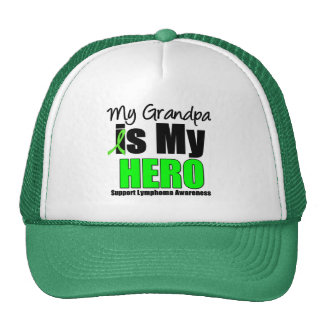 My Grandpa is My Hero Trucker Hat