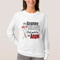 My Granny Is An Angel Lung Cancer T-Shirt