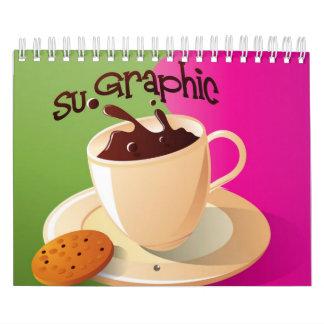 My Graphic Calendar