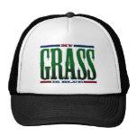 """My Grass Is Blue"" Trucker Hat"