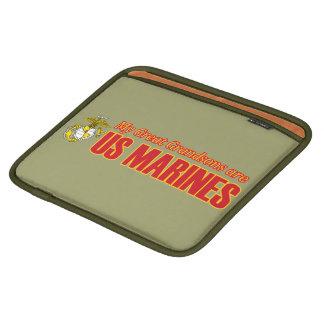 My Great Grandchildren are Marines iPad Sleeve