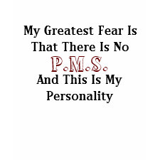 My Greatest Fear shirt