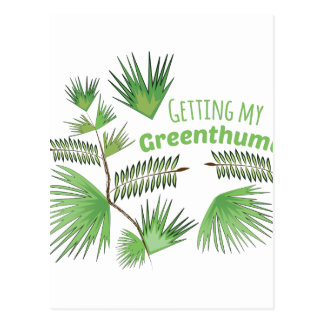 My Greenthumb Postcard