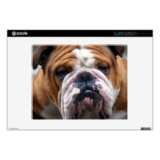 "My Grumpy Dog is Saying Bulldog! Skins For 12"" Laptops"