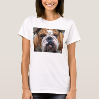 My Grumpy Dog is Saying Bulldog !!! T-Shirt