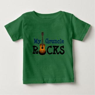 """My Gruncle Rocks!"" Baby T-Shirt"