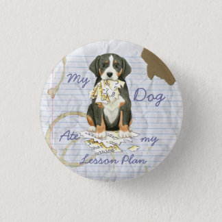 My GSMD Ate my Lesson Plan Pinback Button