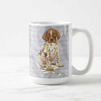 My GSP Ate My Lesson Plan Coffee Mug