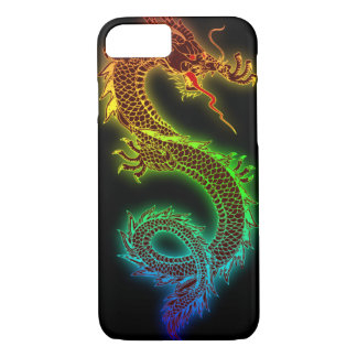 My Guard Dog is a Dragon iPhone 8/7 Case