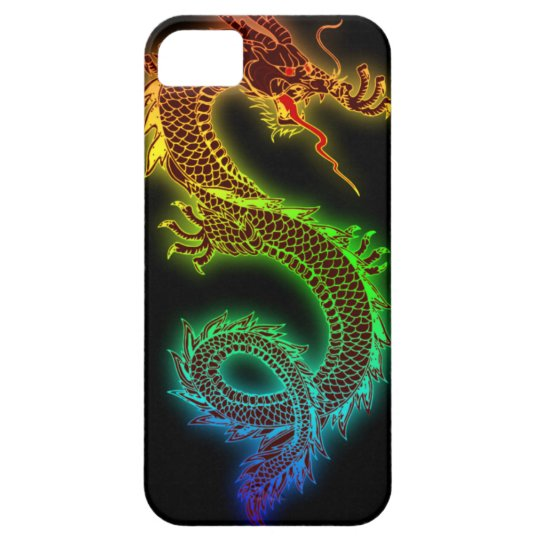 My Guard Dog is a Dragon iPhone SE/5/5s Case