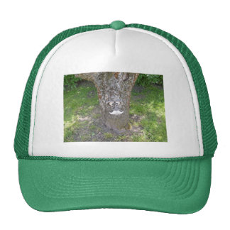 My Guard Dog is a Tree Trucker Hat