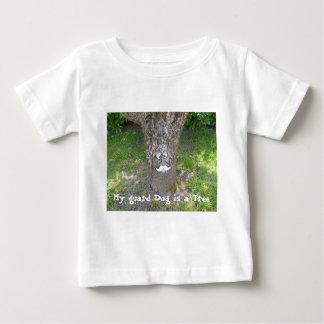 My Guard Dog is a Tree Tee Shirt