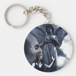 My Guardian Angel Keychain