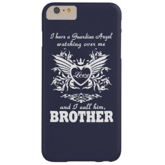 My guardian Angel, My BROTHER Barely There iPhone 6 Plus Case
