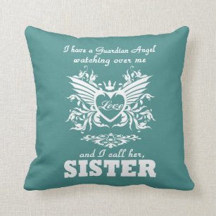 For My Sister Angel Gifts On Zazzle