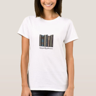 My Guilty Pleasure Old Book Lover T-Shirt