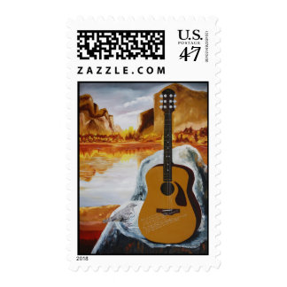 My Guitar, My Song and My Music Postage