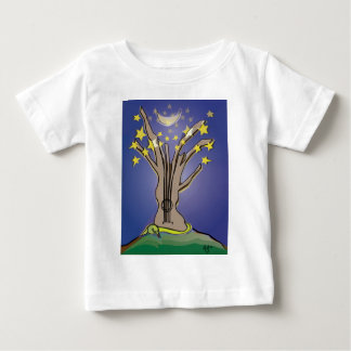 My Guitar Once Was A Tree (in color) Tee Shirts