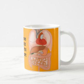 My Guts, Digestive Organs Coffee Mug