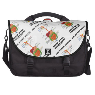 My Gutsy Moves Begin With Peristalsis (Digestive) Commuter Bags