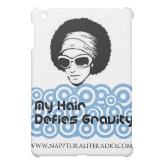 My Hair Defies Gravity iPad Case