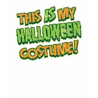 My Halloween Costume Ladies Basic T-Shirt shirt