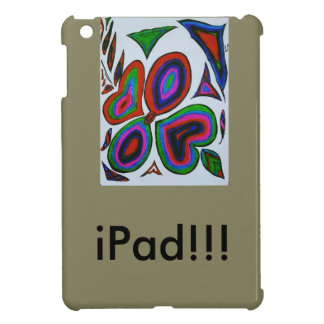 My Hand Drawn art.......... Cover For The iPad Mini
