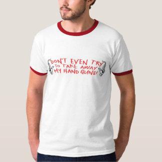 My Hand Guns T-Shirt