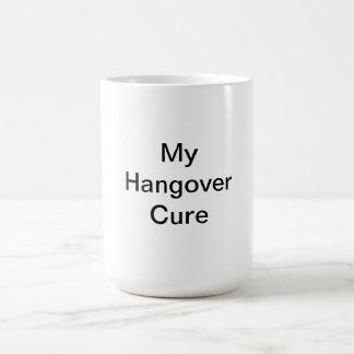 My Hangover Cure Coffee Mug