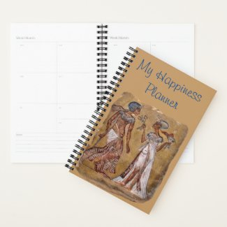 My Happiness Planner / Ancient Egyptian Couple
