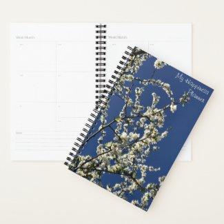 My Happiness Planner Apple Blossoms