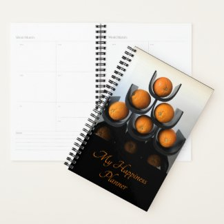 My Happiness Planner Oranges