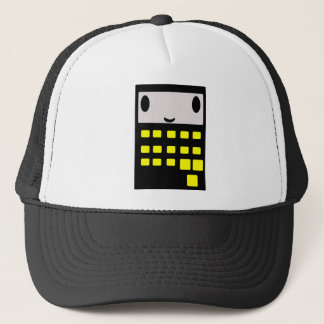 My Happy Calculator Trucker Hat