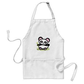 My happy panda apron