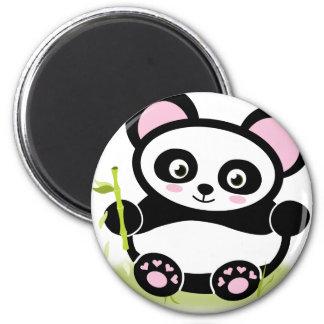 My happy panda magnets