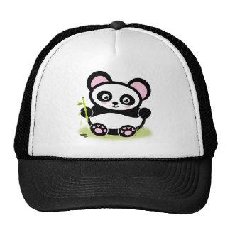 My happy panda trucker hat