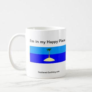 My Happy Place Mug - Desert Island