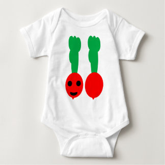My happy Radish Baby Bodysuit