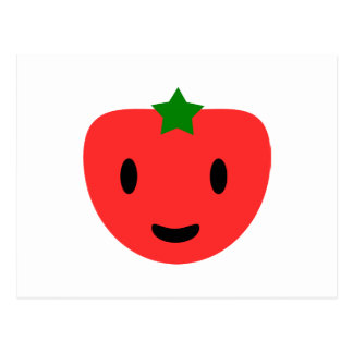 My Happy Tomato Post Cards