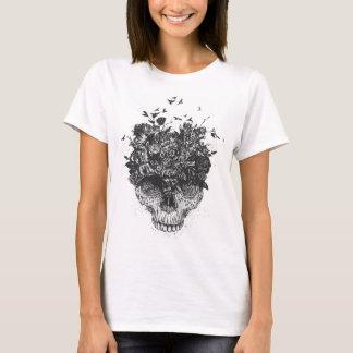 My head is a jungle (blackandwhite) T-Shirt