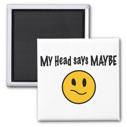 My head says maybe refrigerator magnets