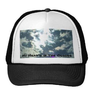 My Head's in the Clouds Hat