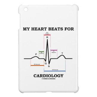 My Heart Beats For Cardiology (ECG / EKG) iPad Mini Cover