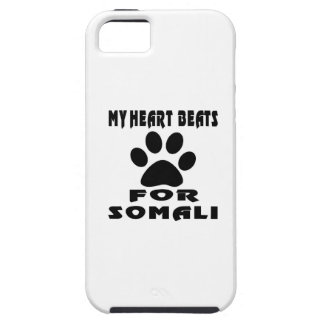 My Heart Beats For SOMALI iPhone 5 Case