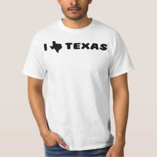 My heart belongs in Texas (2) T-Shirt