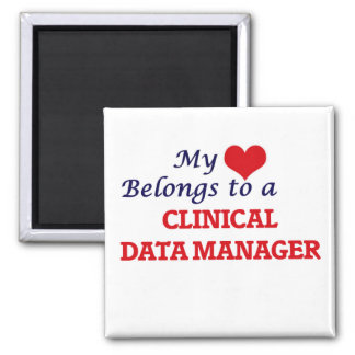 My heart belongs to a Clinical Data Manager Magnet